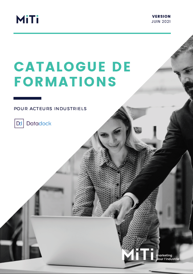 formations marketing industrie