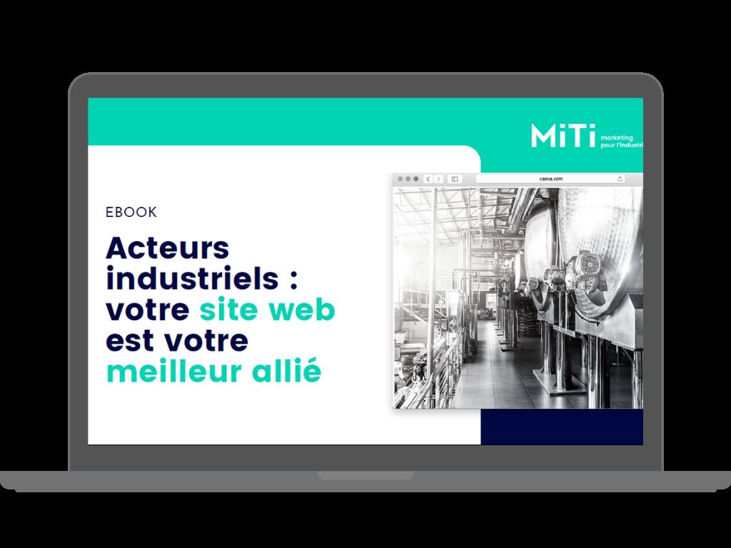 site web ETI industrielle